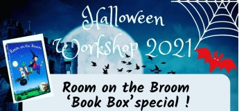 Halloween Workshop 2021 with The Story Corner