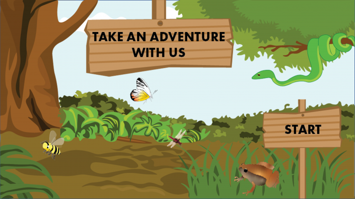 Take An Adventure With Us