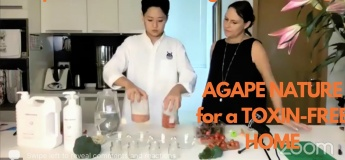 Agape - helping you avoid toxins in the home