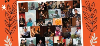 A Halloween Unmasked by Singapore Youth Chamber Winds