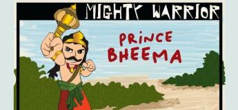 Mighty Warrior Prince Bheema