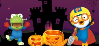 Family Halloween Funday with Pororo & Friends