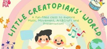 Little Creatopians' World