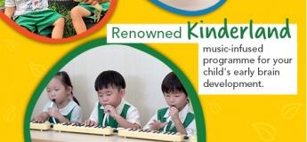 Enrolling for 2022 Infant Care & Preschool! @Kinderland