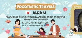 SAFRA Punggol Foodtastic Travels: Japan