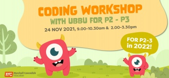 Coding Workshop with UBBU for P2 - 3