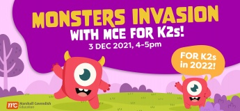 Monster Invasion with MCE for K2s!