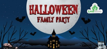 Halloween Family Party with Little Skoolz
