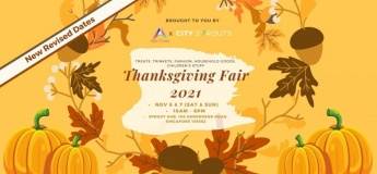 Thanksgiving Fair with City Sprouts