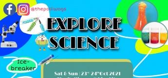 Be a Little Scientist @The Polliwogs VivoCity