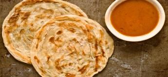 Parent & Child – Roti Prata + Curry