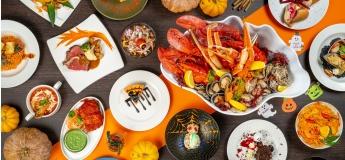 A Spook-tacular Buffet Experience @Shangri-La Hotel, Singapore