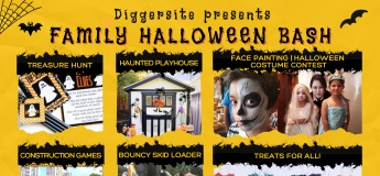 Halloween Family Bash @Diggersite