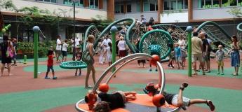 Whizz Kidz Camp at  German European School Singapore