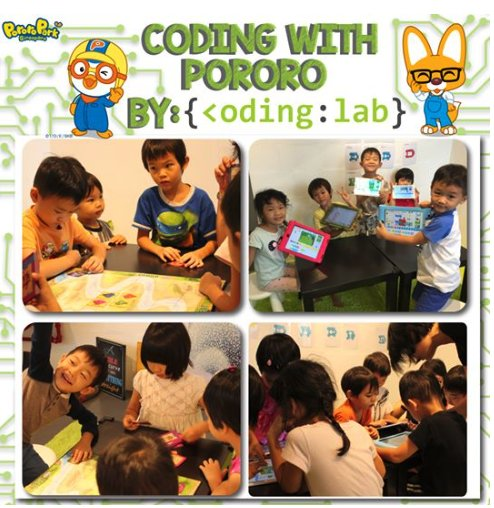 Game Coding with Pororo