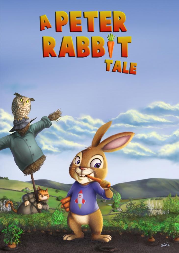 A Peter Rabbit Tale