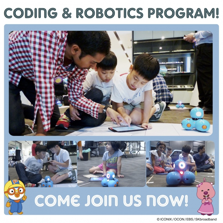 Coding & Robotics Program