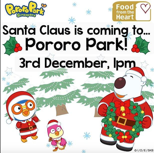 3rd December at Pororo Park