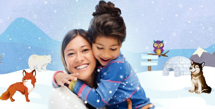 Meet & Greet Santa Claus & Santarina