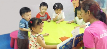Playgroup Program for Kids @ The Tots' Classroom