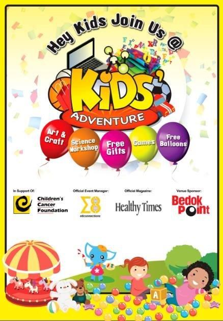 Kids' Adventure: Engaging Stage Program