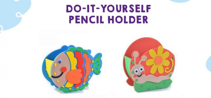 Back to School: DIY Pencil Holder