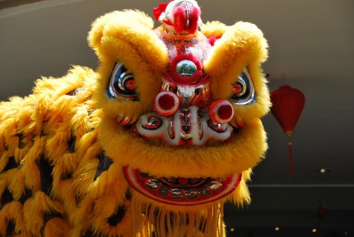 4d272e2bb Lion Dance Performance @Great World City | Tickikids Singapore