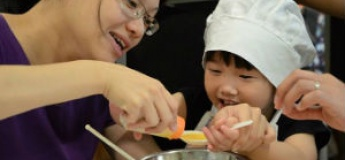 Kids Baking Workshops @SAFRA Jurong
