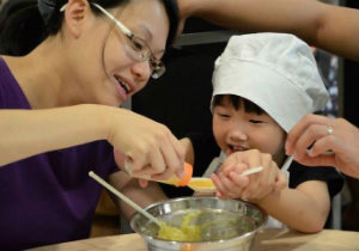 Kids Baking Workshops @SAFRA Jurong