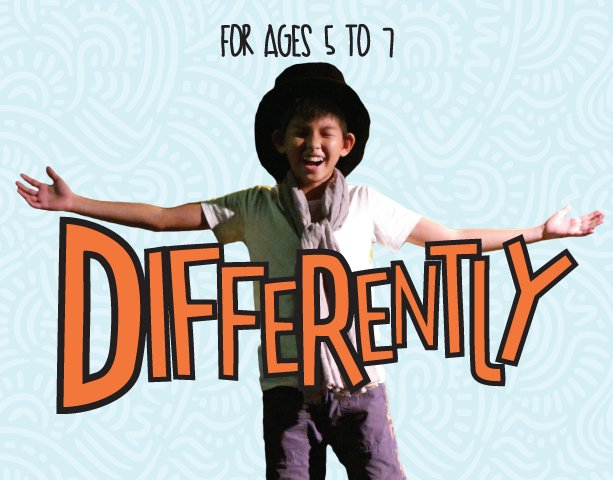 March Holiday Workshop: Differently