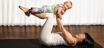 Baby Yoga @ Inspire Mum & Baby (3 to 16 months)