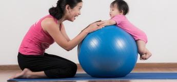 Mum & Baby Pilates @ Inspire Mum & Baby (3 to 16 months)