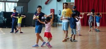 Footwork: Parents & Kids