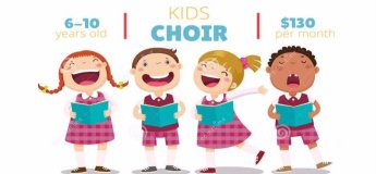 Kids Singing @ Libitum Music and Art Studio