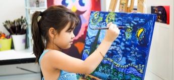 Artrageous Camp @Little Artists