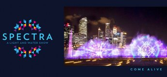 Spectra: A Light and Water Show @ Marina Bay Sands