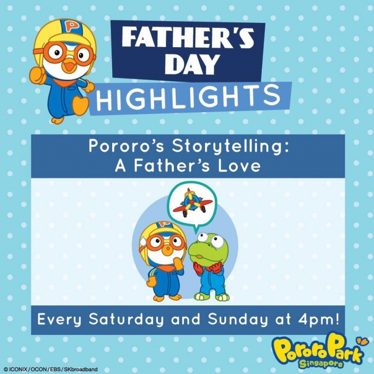 Pororo Storytelling: Father's Day Edition