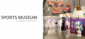 Daily Museum Tours @ Singapore Sports Museum