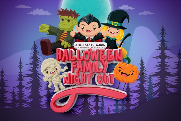 Halloween Family Night Out @KidZania