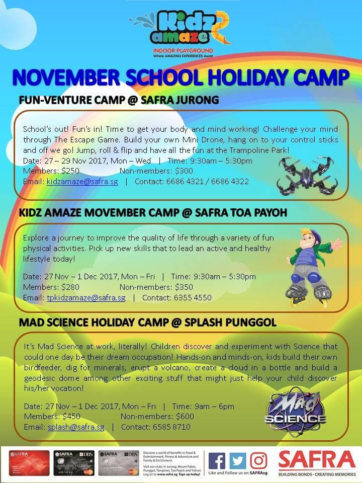 Fun-Venture Camp @ Kidz Amaze