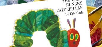 The Very Hungry Caterpillar @ Bishan-AMK Park
