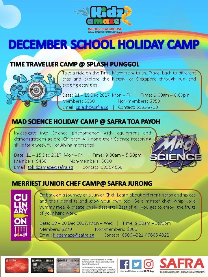 Time Traveller Camp @ Kidz Amaze