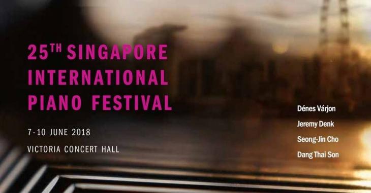 25th Singapore International Piano Festival 2018   Tickikids