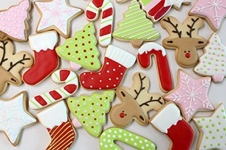 Design Your Own Christmas Cookies Workshop By Bakefresh Studio Tickikids Singapore