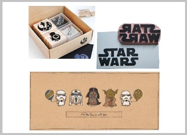 Star Wars Greeting Card and Keychain Workshop @ Bedok Point