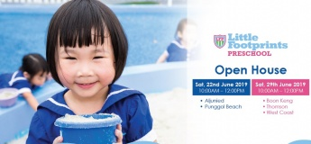 Little Footprints Preschool Open House @ Thomson