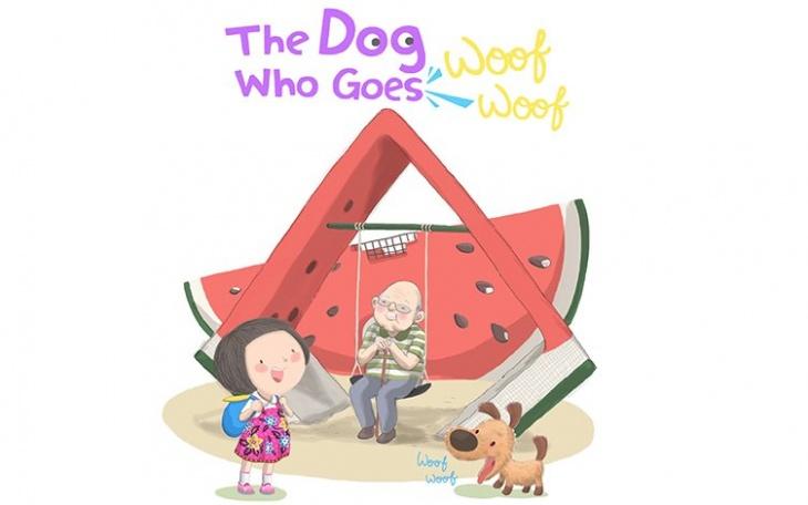 The Dog Who Goes Woof Woof (Sensory-Friendly)