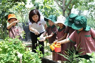 Talks and Demonstrations at Gardeners' Day Out