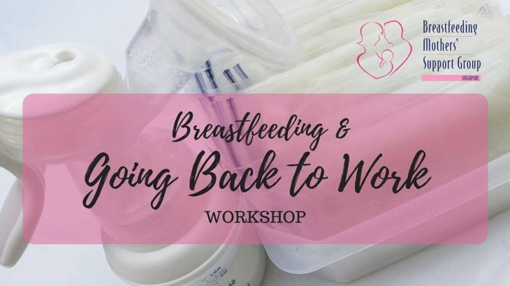 Breastfeeding & Going Back to Work