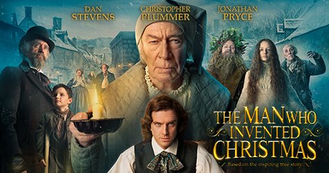 The Man Who Invented Christmas Showtimes.The Man Who Invented Christmas Shaw Theatres Lido Tickikids Singapore
